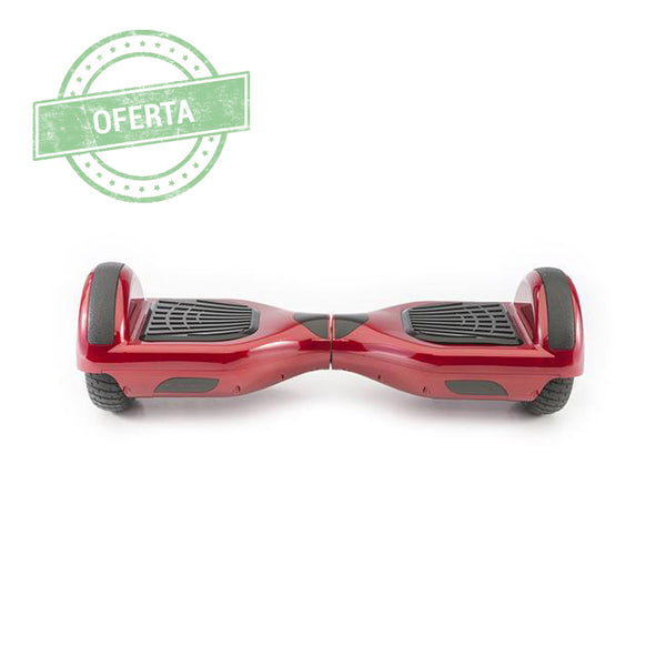 Hoverboard On2Wheels Run Rojo