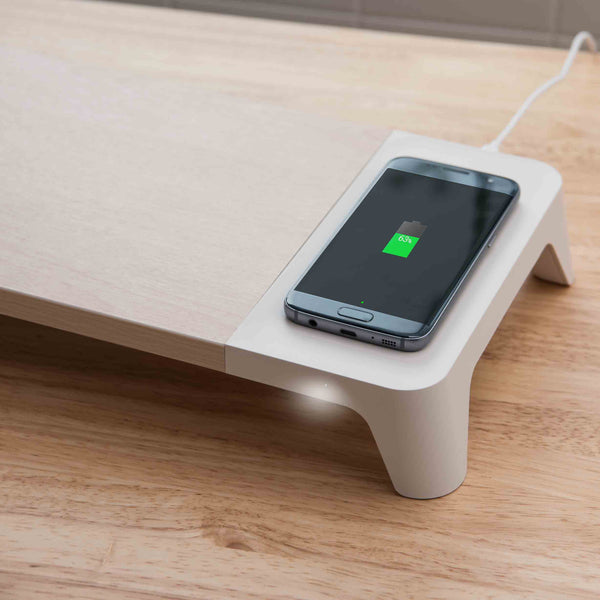 Soporte Pallo Woody Wireless Monitor Stand