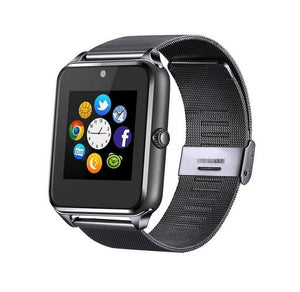 Touch Screen Watch Phone - Handsfree Call, Messages, Music, Fitness Tracker & Much More