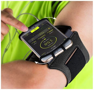 Rotatable Phone Armband & Key Holder for All Active Sports