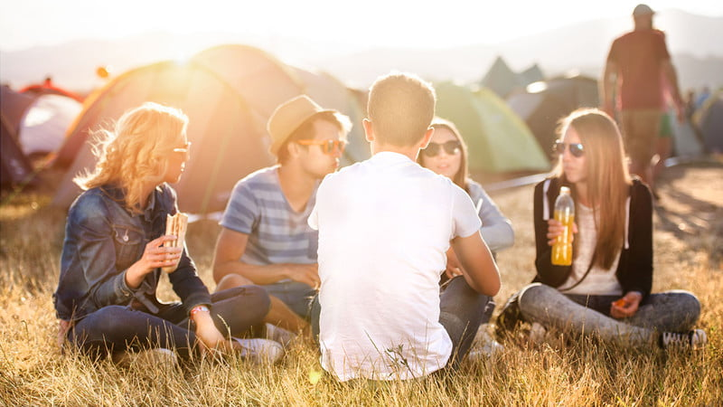 Festival Checklist - All Your Festival Camping Essentials!