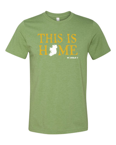 This Is Home - Green Unisex