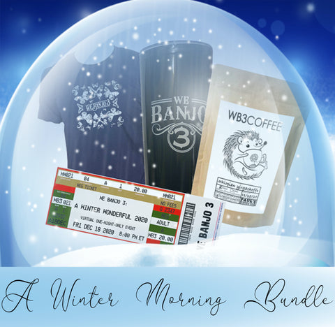 A Winter Morning Package (Limited Quantity)