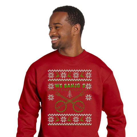 Ugly Holiday Sweatshirt