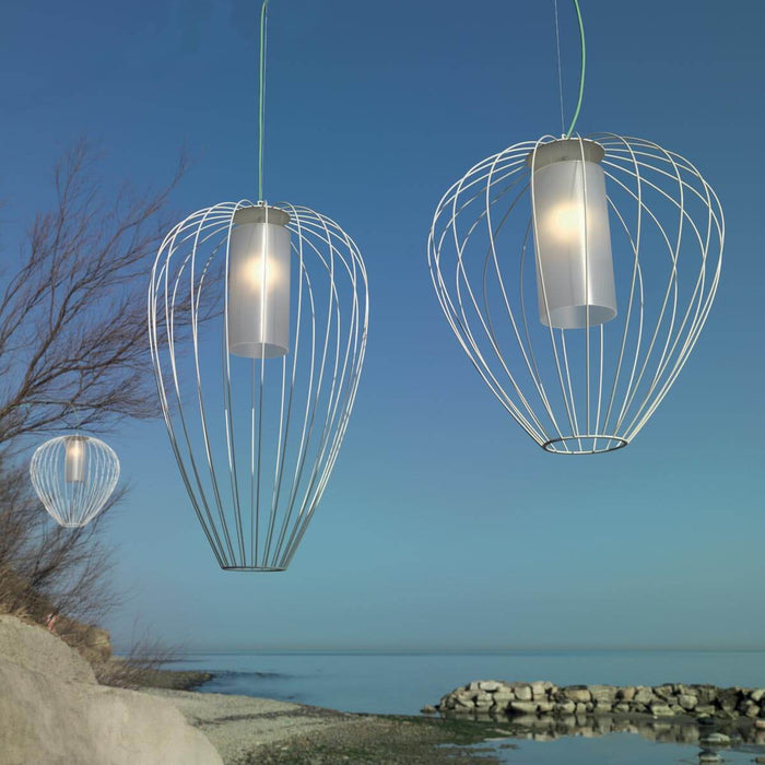 Cell Outdoor Pendant Lamp