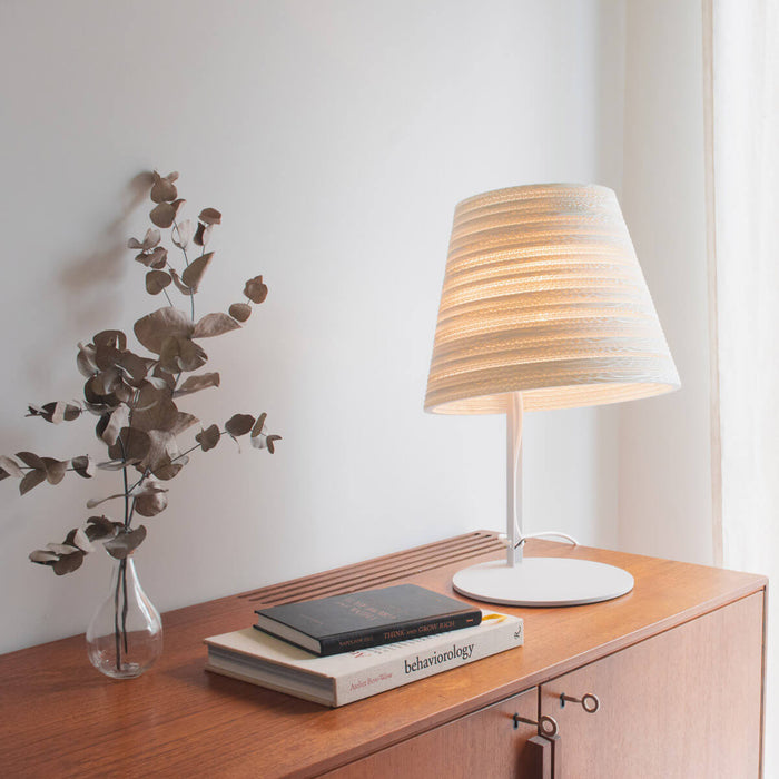 Scraplights Tilt Table Lamp
