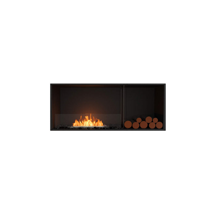 Flex Single Sided Fireplace