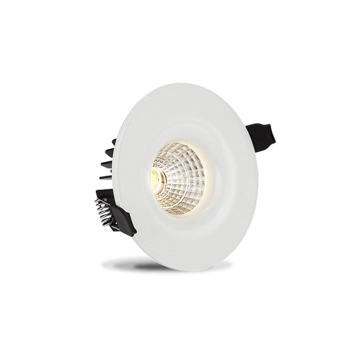 LUNIS Fixed LED Downlight White 9W
