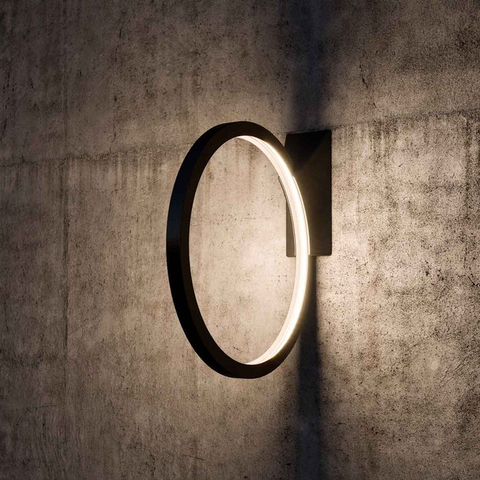 """O"" Wall or Ceiling Light"
