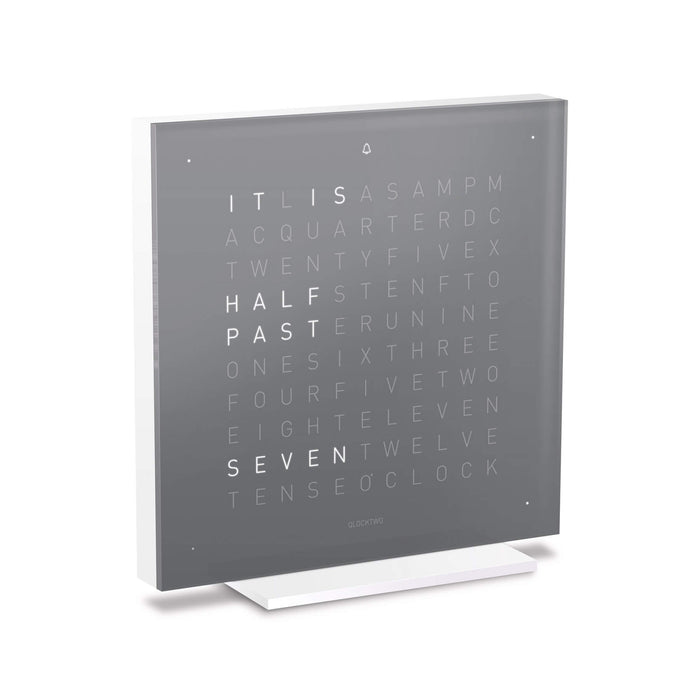 Touch Pure Acrylic Table Clock