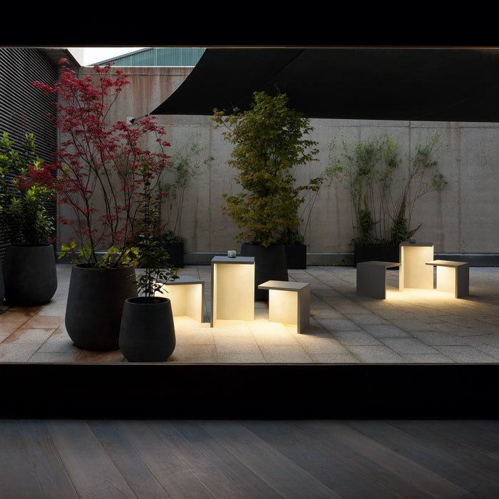 Vibia Empty Outdoor LED Lamp 45cm 4125
