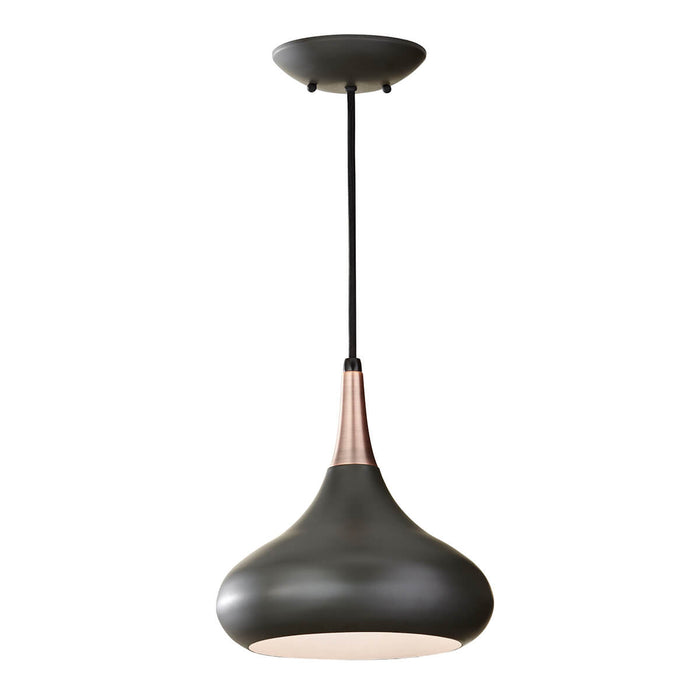 Feiss Beso Ceiling Pendant Light in Dark Bronze