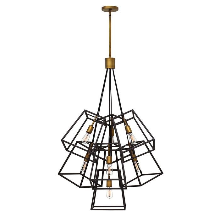 Fulton 7 Light Pendant Chandelier