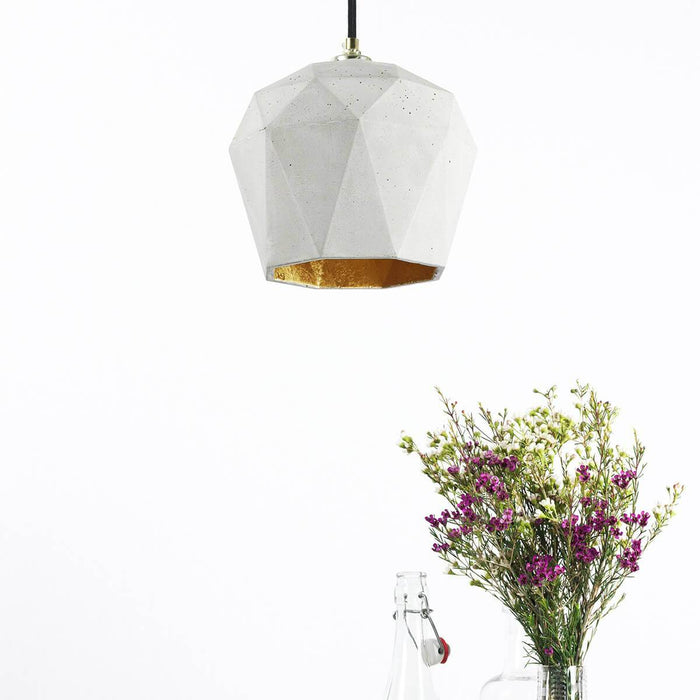 Triangular Pendant Light