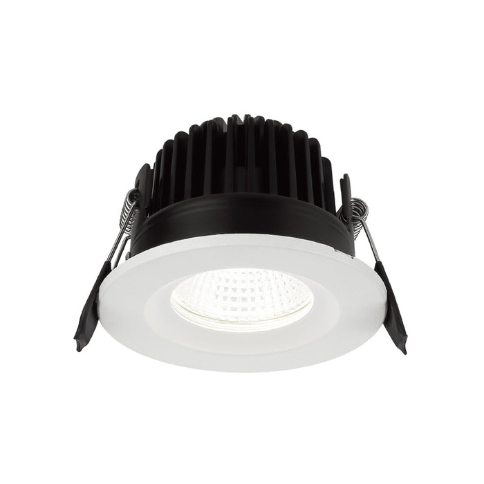 NICO Fixed Fire Rated LED Downlight White 9W