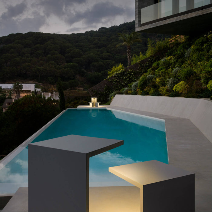 Vibia Empty Outdoor LED Lamp 70cm 4130