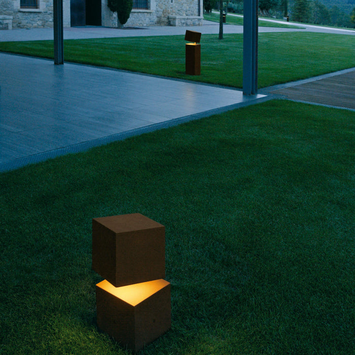 Vibia Break Outdoor Post Light 4106