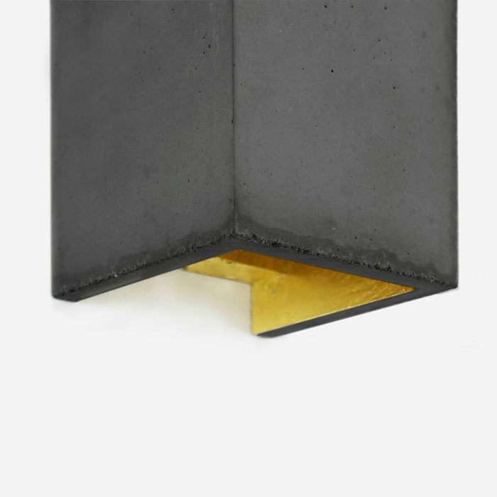 Rectangular Wall Light