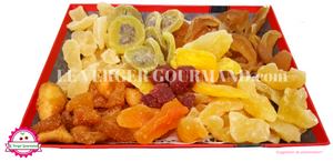 Corbeille de fruits secs 1Kg - le verger gourmand