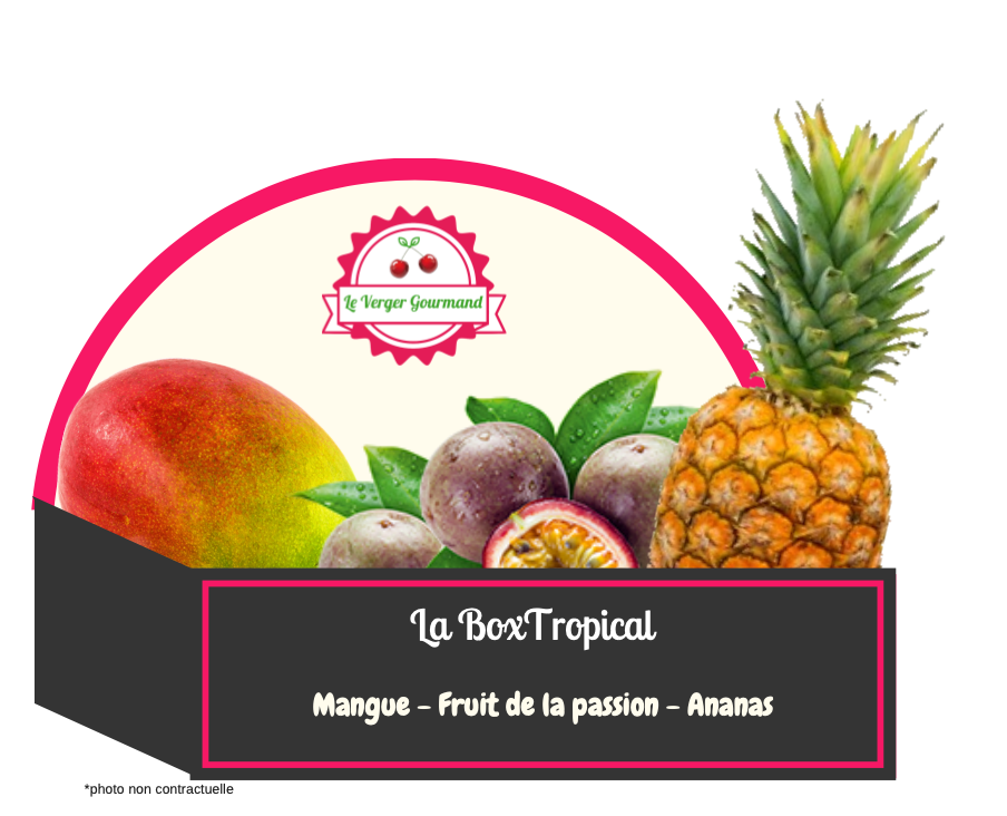 BoxTropical - Fruits exotique