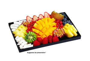 Plateau de fruits Festif' - le verger gourmand