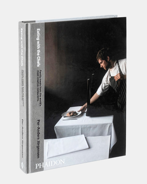 Per-Anders Jörgensen - Eating with the chefs - Signed by P-A