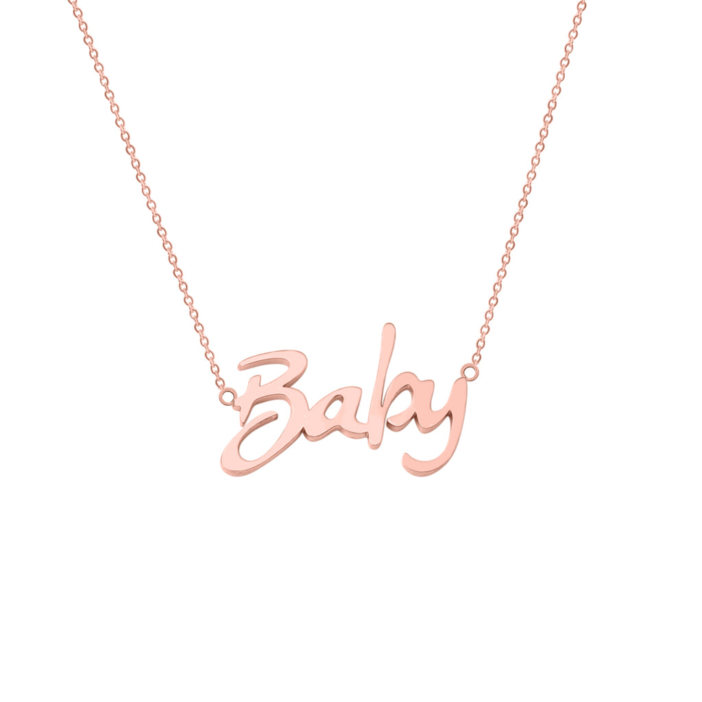 Baby | Rosé Gold
