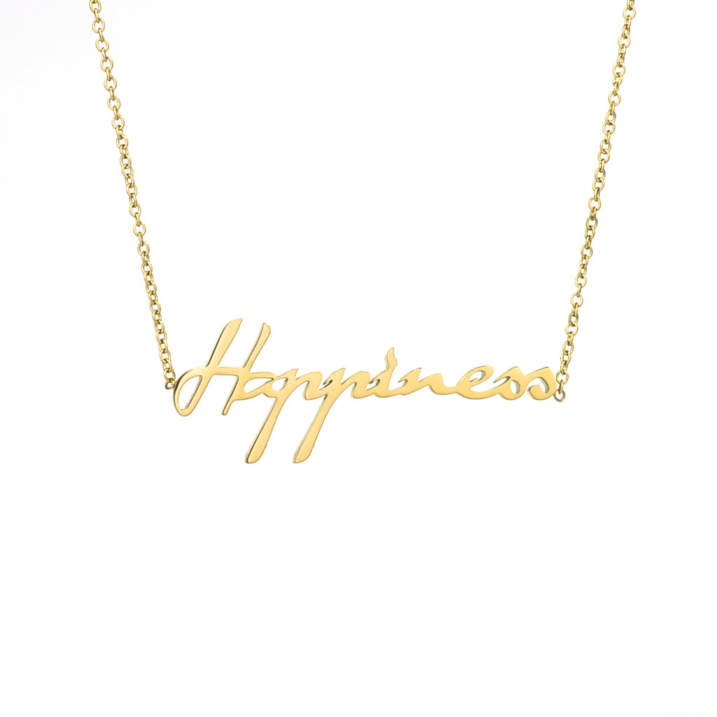 Happiness | Gold