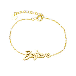 Believe | Gold