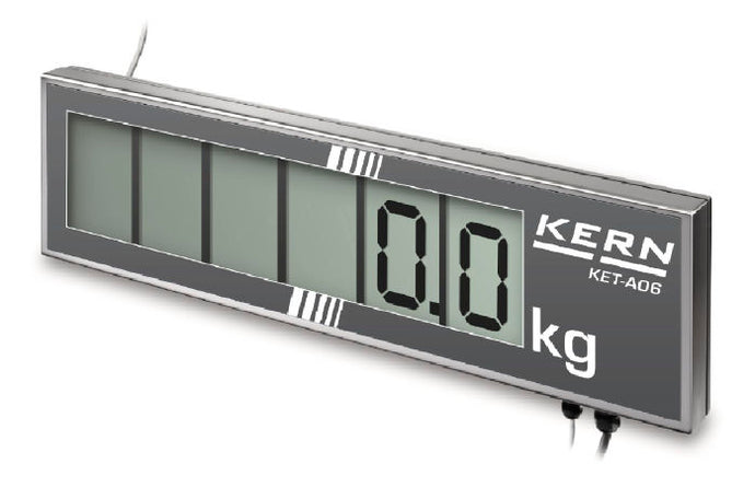 Kern KET-A06 Large Display