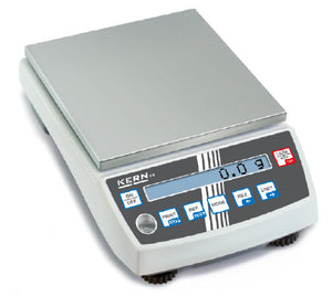 KB-N: Compact precision balance with large weighing range, as well as EC type approval [M]