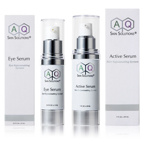 Active and Eye Serum Duo's