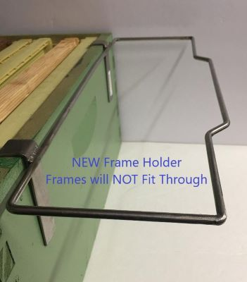 See our new product a Mule-Grip Frame Holder