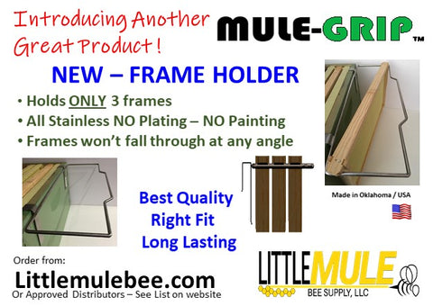 Frame Holder Advertisement