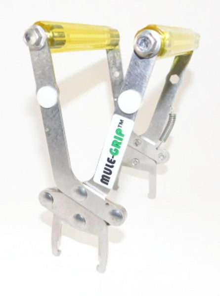 Mule-Grip™ Universal With Positioning Indicator Guides to return frame in same direction as removed.