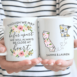 Always Close At Heart Mug
