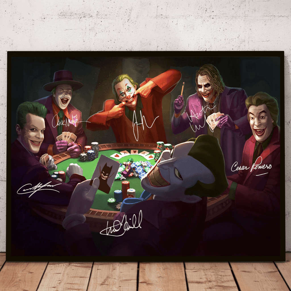 The Jokers Poster 2.0