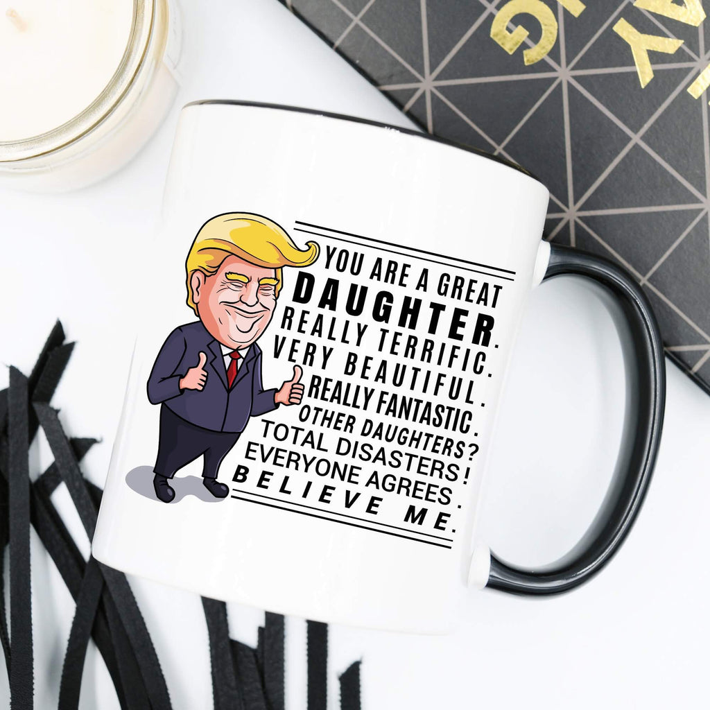 Great Daughter Mug