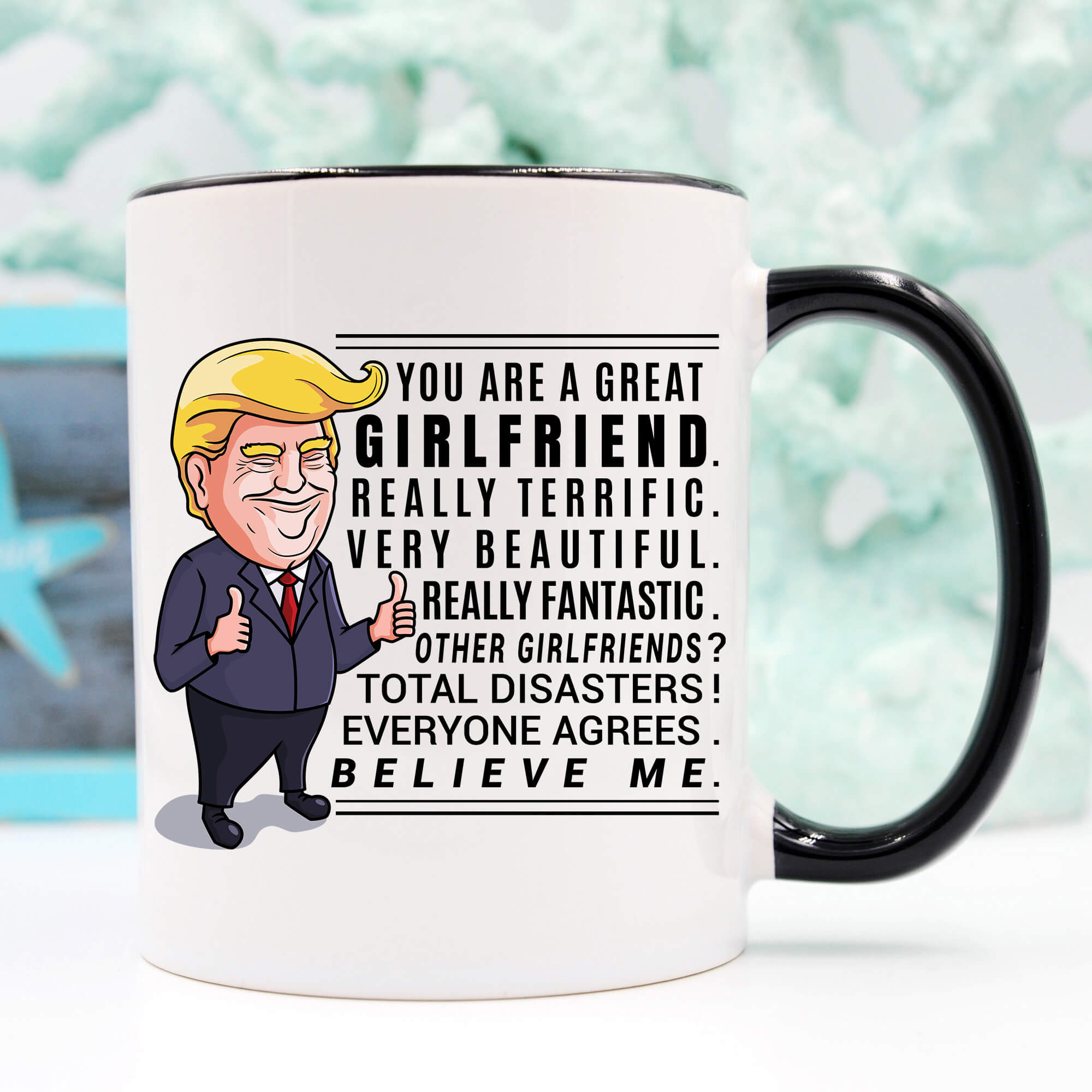 Great Girlfriend Mug