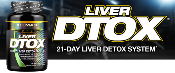 Image result for Allmax 21 Day Liver Detox