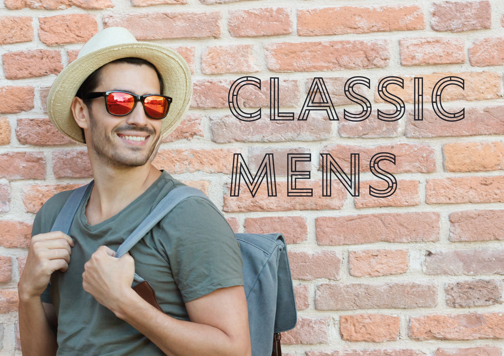 EyeLevel - Classic Mens Sunglasses