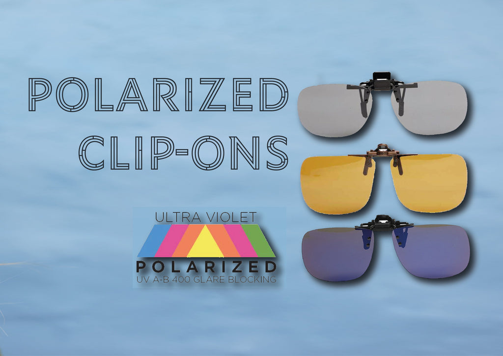 Eye-Level Polarized Clip-Ons