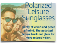 Polarized Leisure Sunglases Collection