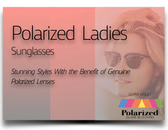 Link to Polarized Ladies Sunglasses collection
