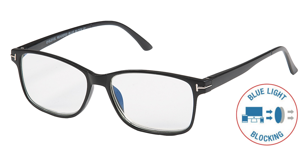 Blue Block  - Reading Glasses