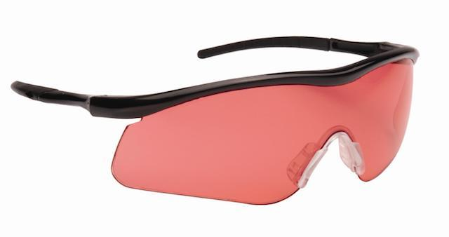 Impact Vermillion Shooting Glasses