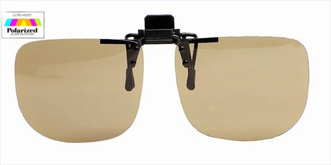 Polarized Clip-ons / Type Nh-6