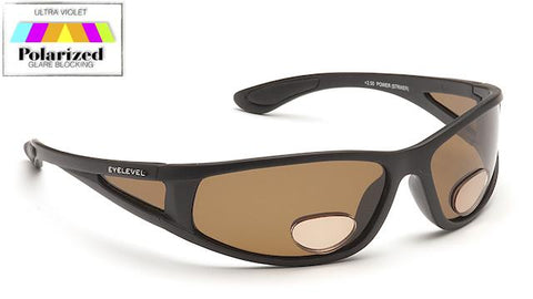Striker Bifocal - Sports Sunglasses - Available in 2 Strengths