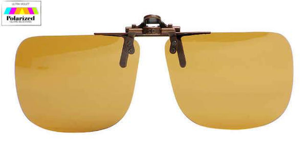 Polarized Clip-Ons / Type Usa-2
