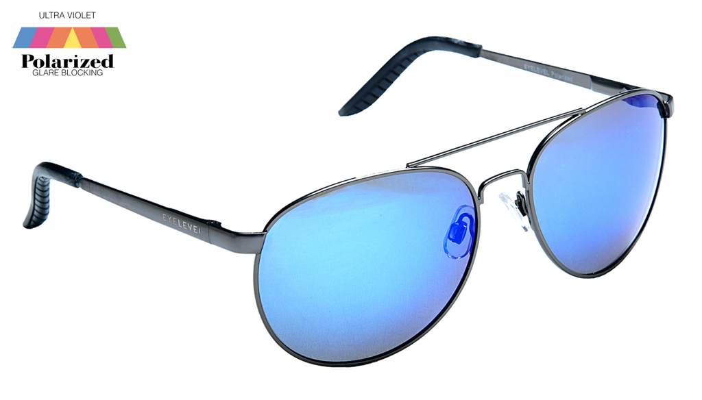 Bologna Black And Blue Polarized Leisure